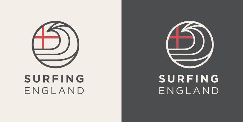 New Surfing England Identity