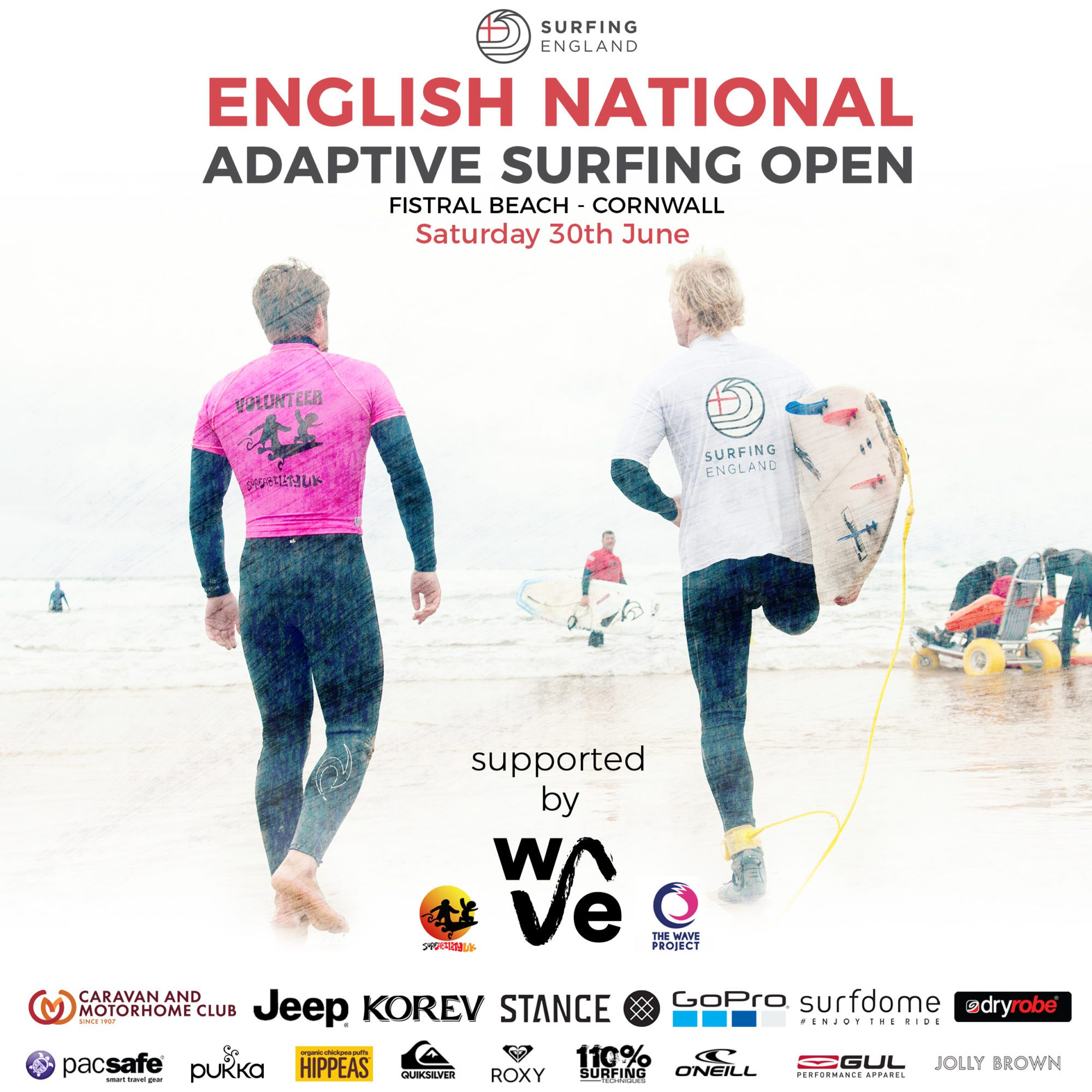 The event comes at a significant time with the continued development of our  English adaptive surfing surfing programme and in line with the global  momentum ... 3326a2d296c1b