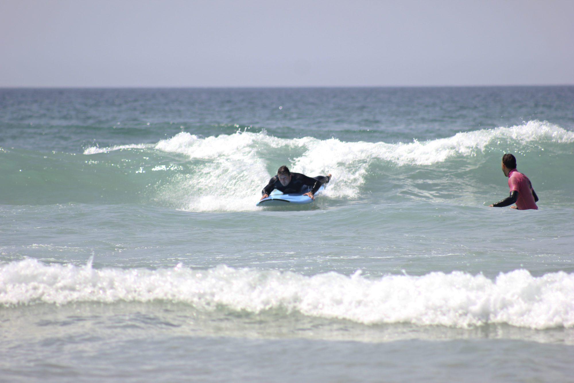 Darren Edwards surfer