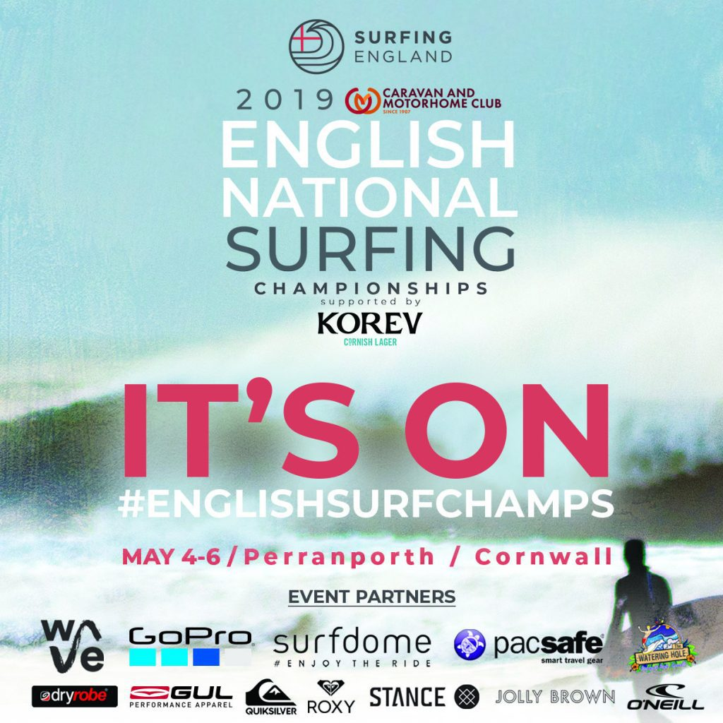 English National Surf Championships