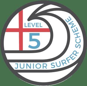 Junior Surfer Scheme reward
