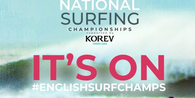 English National Surf Championships
