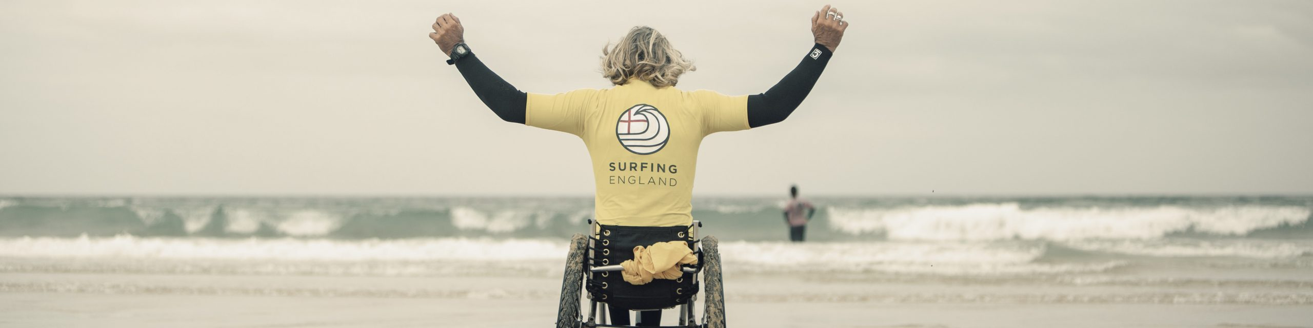 adaptive surfing england