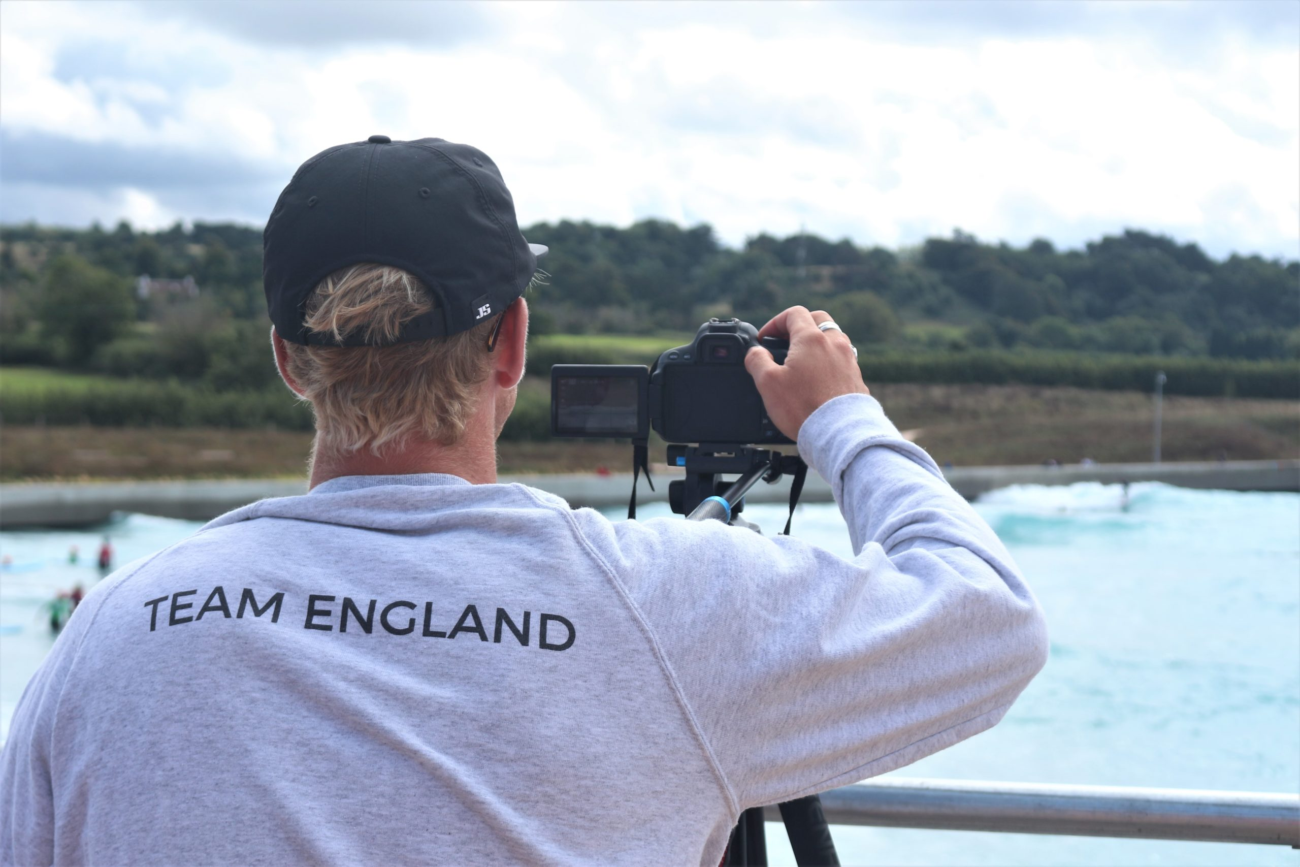Team England Videographer