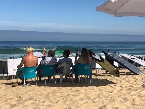 EuroSurf 2019 - Team England watching the action