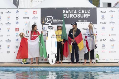 EuroSurf 2019 - Womens Finalists