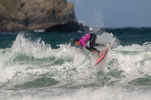 Max Miller-Cooley spends most of the time in the Canaries and looked super strong on the end sections