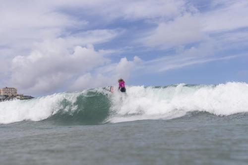 Welsh sensation Alys Barton continued her total domninance of the Grom Search with yet another win