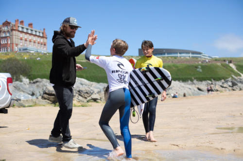Rip Curl GROM SEARCH Saturday Evening 1-5