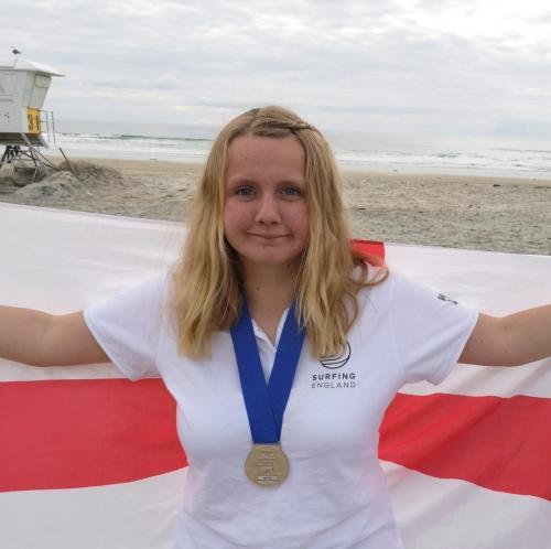 Charlotte Banfield Silver Medal